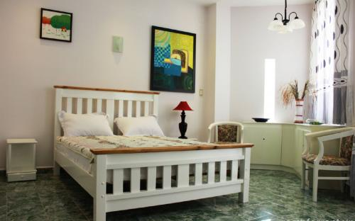 Bed Deluxe room binh Thanh District