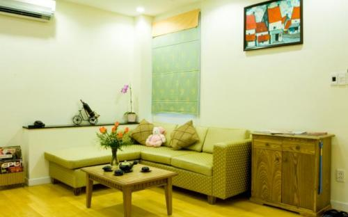 living room Room for rent in district 1