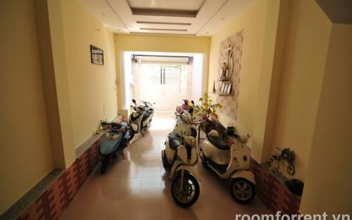 Motocycle parking room for rent