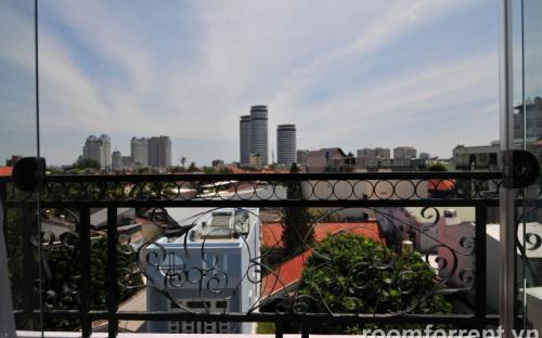 City view Room for rent in Binh Thanh district