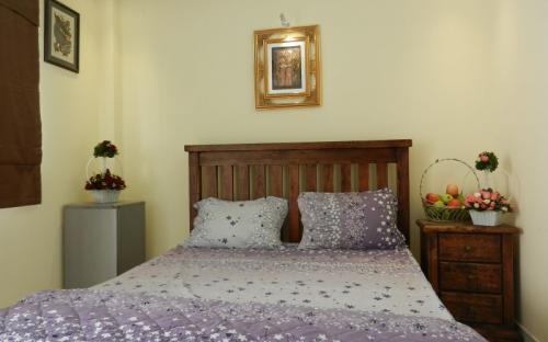 Bed Standard Room Binh Thanh District